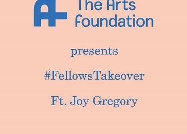 Arts Foundation Fellows Takeover